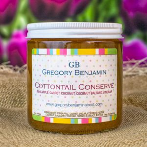 Cottontail Conserve Easter Special