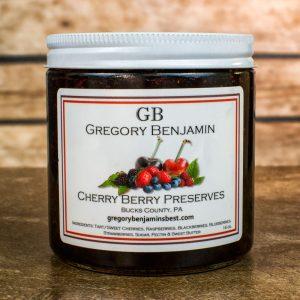 Cherry Berry Preserves