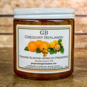 orange almond apricot preserves