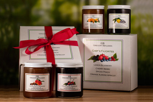 Chef's Favorites Preserve Collection