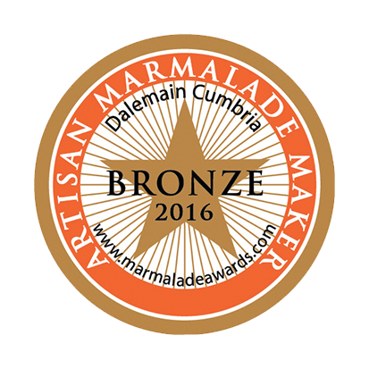 World's Marmalade Awards Bronze Medal Winner