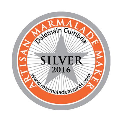 World's Marmalade Awards Silver Award Winner