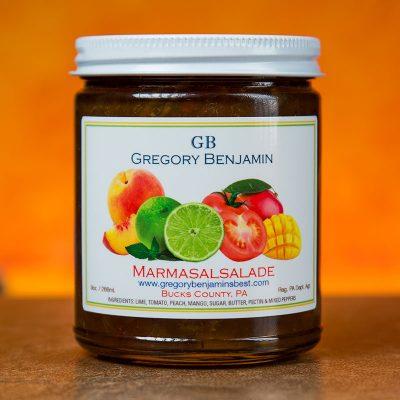 Salsa Style Marmalade